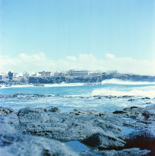 Around the World in Analogue: El Cotillo, Fuerteventura, Spain