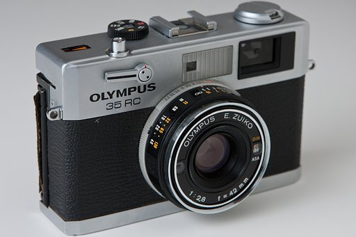 Lomopedia: Olympus 35RC