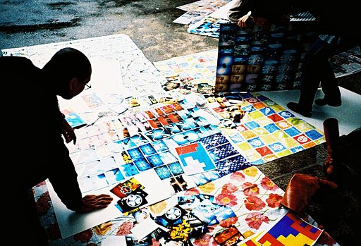 Build Your Own LomoWall Exhibition