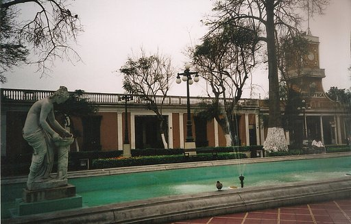 Barranco, Artistic and Bohemian Neighborhood in Lima