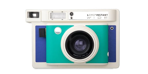 Widen your World with the Lomo'Instant Wide Portobello Road + Lenses