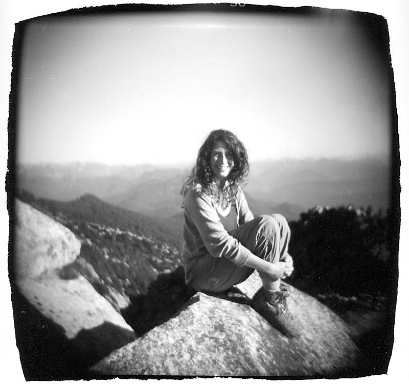 Photographer Michelle Bates Shoots With Holga