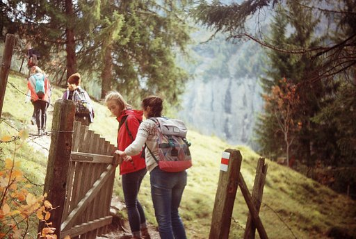 Around the World in Analogue: Adventures in Switzerland