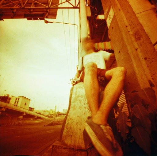 The Dreamiest Exposures Captured with the Diana F+ Pinhole