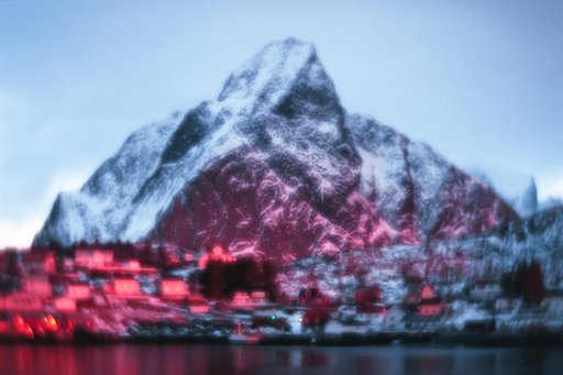Maya Beano Shoots with the Daguerreotype Achromat Art Lens in Arctic Norway