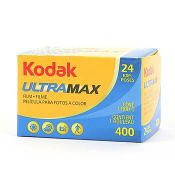 Review: Kodak Ultramax 400