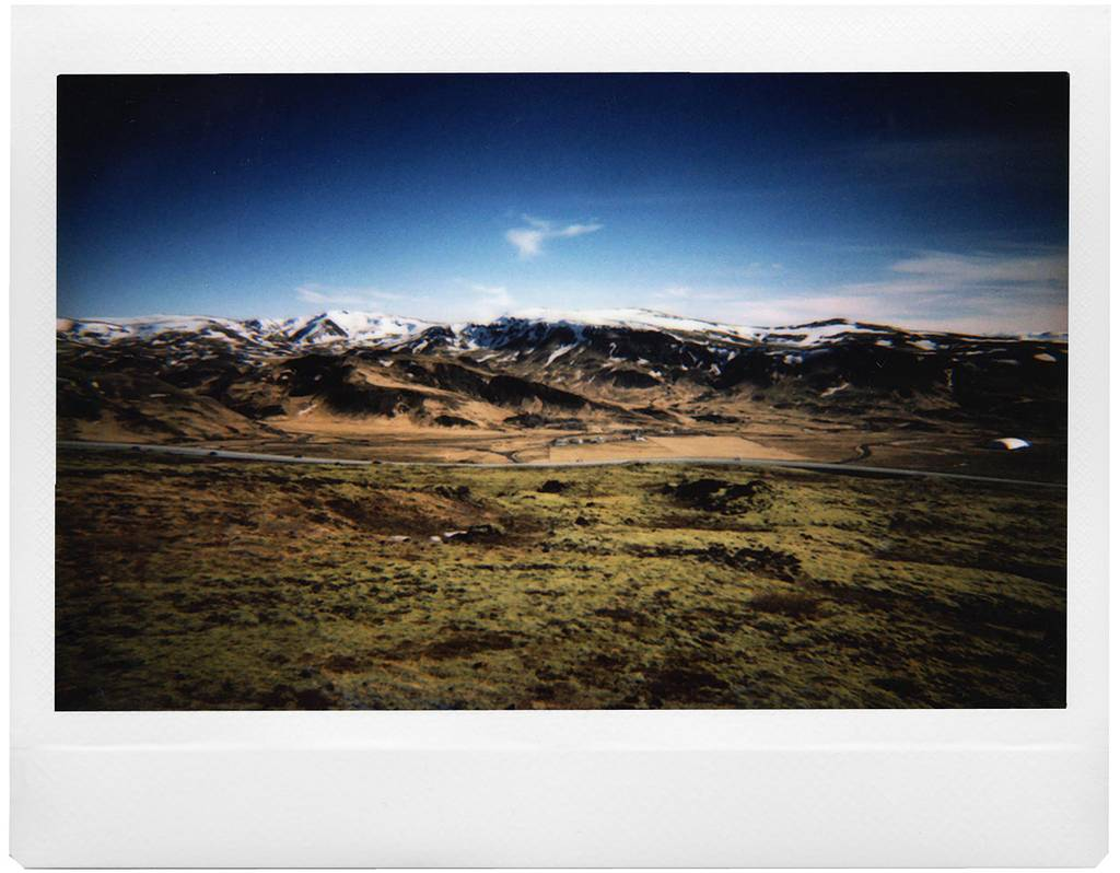 Adam Powell on His Trip to Iceland with the Lomo'Instant Wide