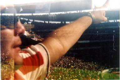 Sharing My Passion for Chivas and My Love of Football with Lomography