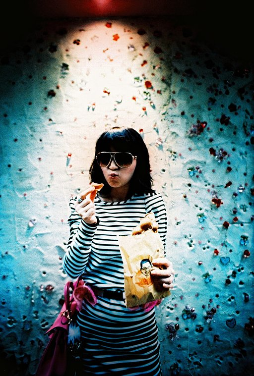The Lomography Hipshot Showdown: This Makes Me Hungry