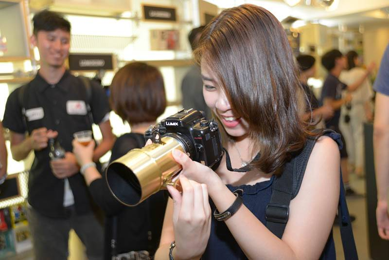 Lomography Official Petzval Launch Party in Hong Kong