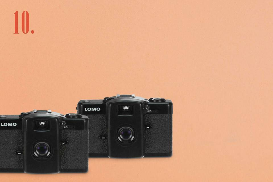 Today Only: Merry 15% Savings on the Lomo LC-A+