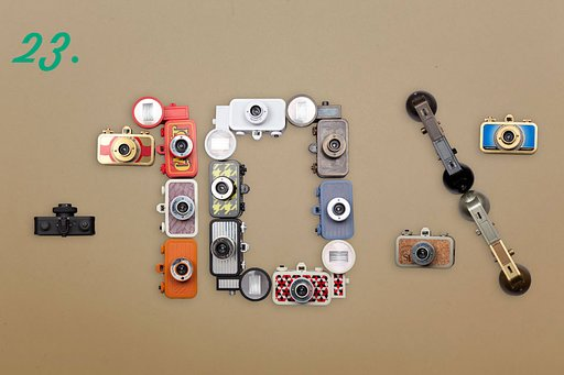 Today Only: 10% Off Any La Sardina Camera