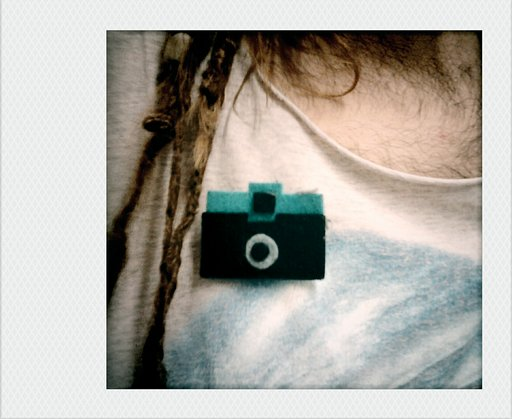 Create your own Lomographic Brooches