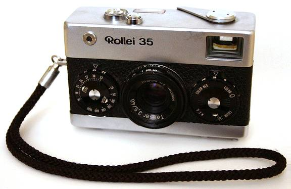 Rollei 35, The Friend In Your Pocket!