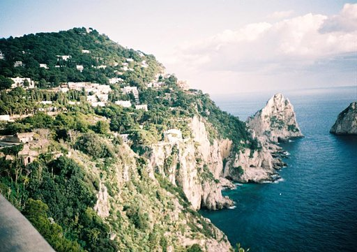The Italian Island Paradise of Capri