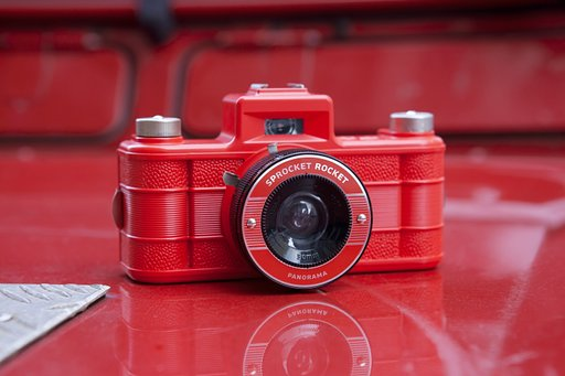 Appareil Sprocket Rocket Red 2.0