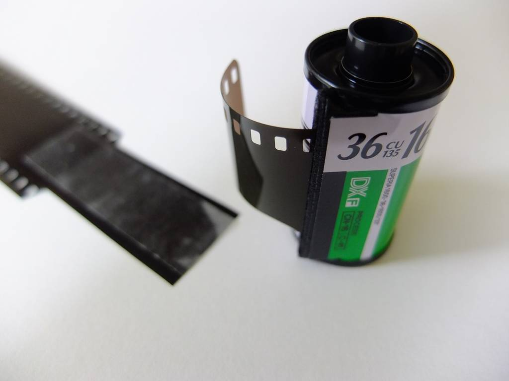 Follow the Leader: Sticky Tape Film Recovery