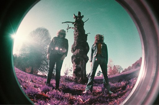 Kurt Fletcher:Psychedelic Scenes with the LomoChrome Purple