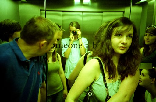 Love in an Elevator Gallery