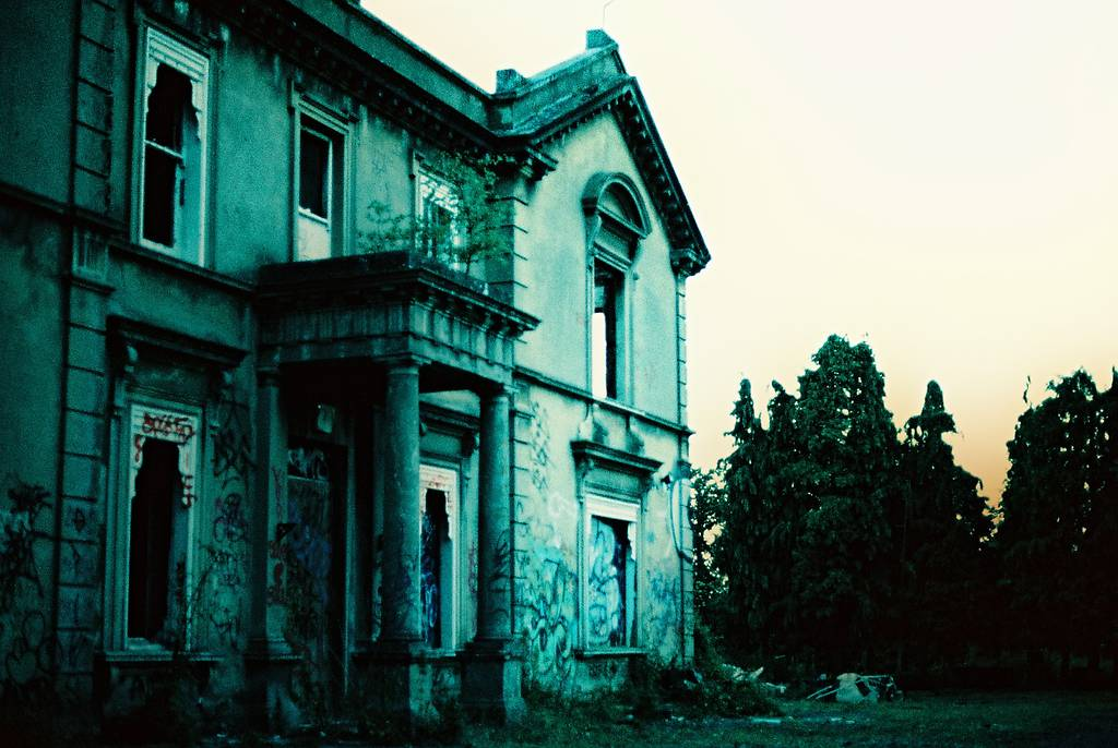 Forgotten Places - Asylum Superintendent's House