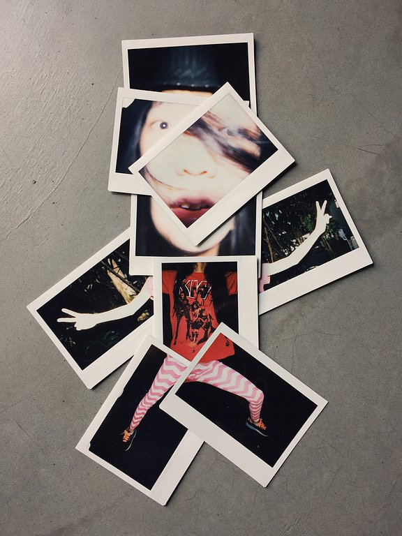 New Perspectives with Family Art Collective Holycrap and the Lomo'Instant Wide
