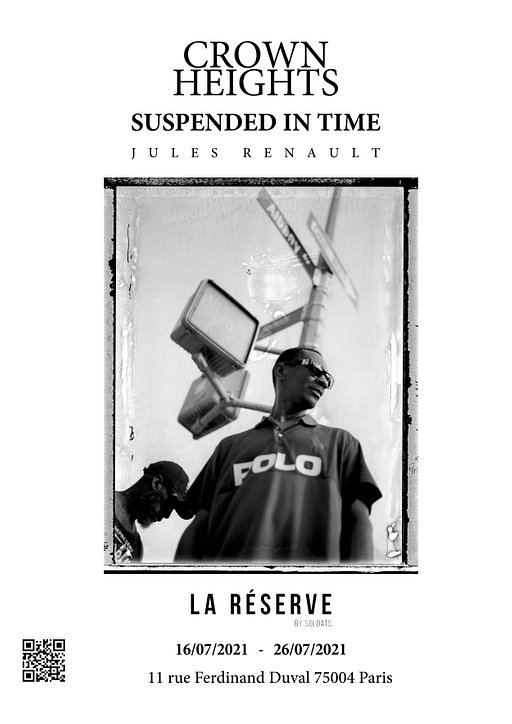 """L'exposition """"Crown Heights - Suspended in Time"""" de Jules Renault"""