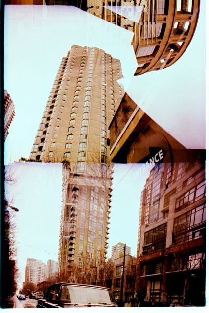 The Lomo diptych and the LC-Wide