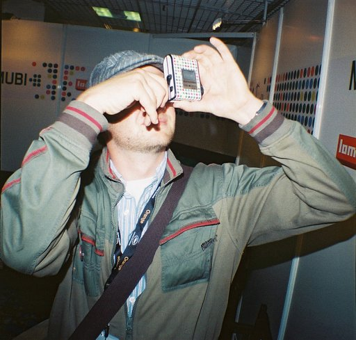 Cannes 2012: We've Got A LomoKino + MUBI Competition Winner!