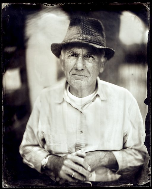 Wet Plate Collodion fotografie met James Pearson