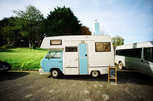 Travelling in Analogue with Camper Obscura