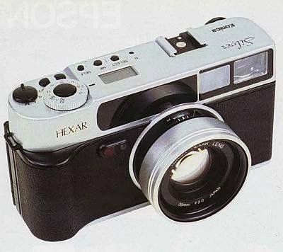 Konica Hexar AF - Stealth Monster