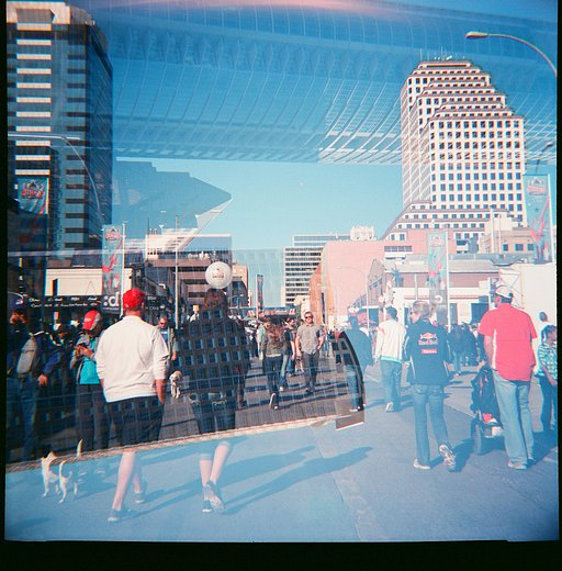Lomography Gallery of Austin presents: The Diana F+ starter workshop
