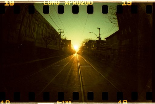 A Trip to the Toronto Lomography Gallery Store