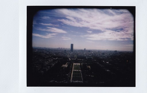 Je t'aime, Paris: Eiffel Tower, From My Point of View