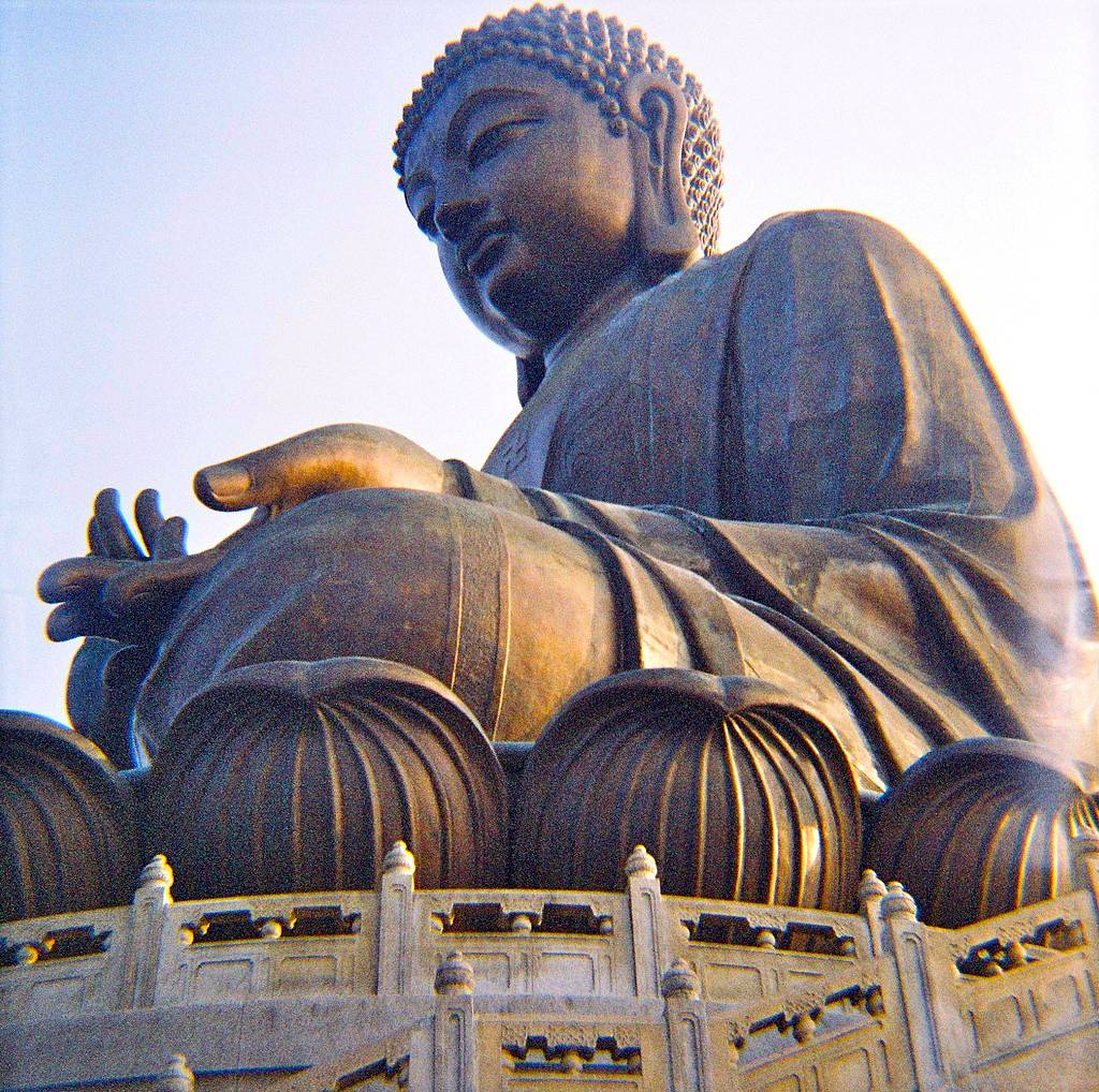 What Lies Beneath the Fog: Revisiting Ngong Ping Village and the Big Buddha