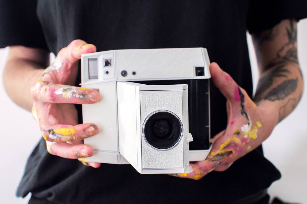 The Lomo'Instant Square is Now Available for Preorder!
