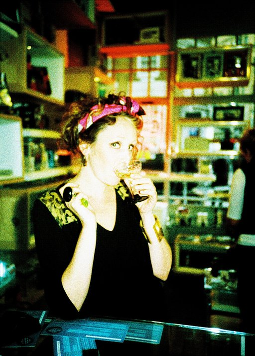 RECAP: A Champagne Reception @ Lomography Gallery Store East London