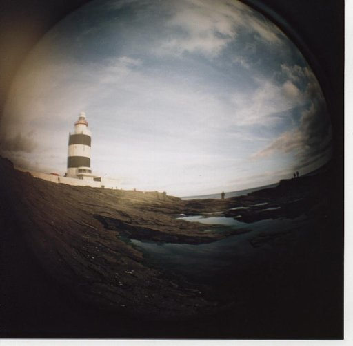 Hookhead Lighthouse (Co. Wexford, Ireland)