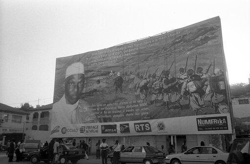 Dakar, capital of Senegal.