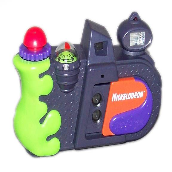 The Nickelodeon PhotoBlaster