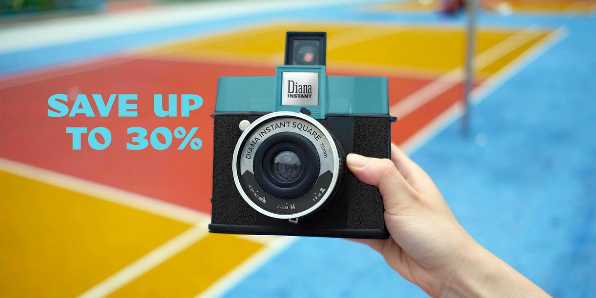 Time is Running Out to Back the Diana Instant Square!