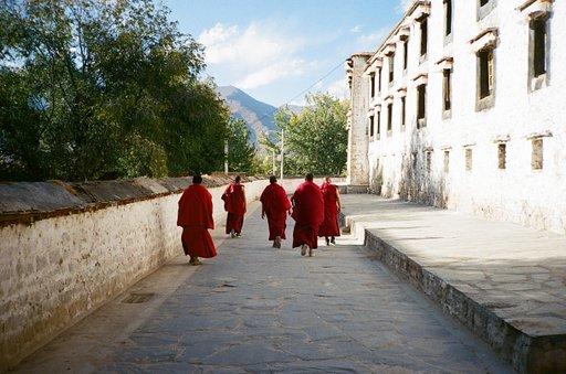 【帶著底片遊世界】不枉少年西藏之行