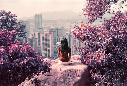 Around the World in Analogue : Taïwan