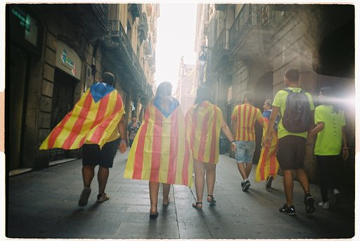 Around the World in Analogue: Endlich Barcelona!