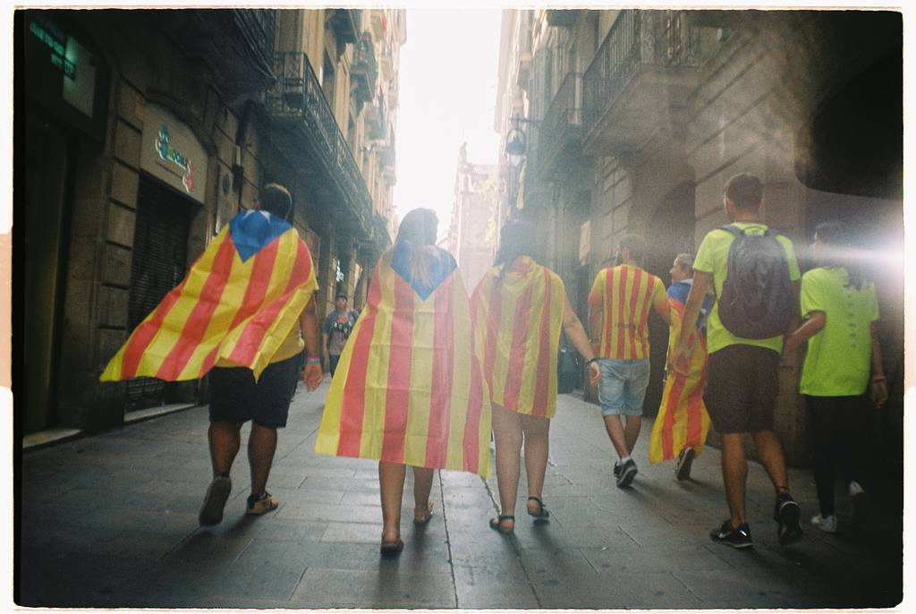 Around the World in Analogue: Barcelona, At Last!