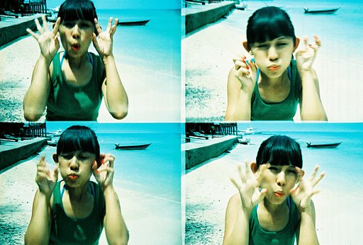 The Lomography Hipshot Showdown: Funny and Sexy at the Beach