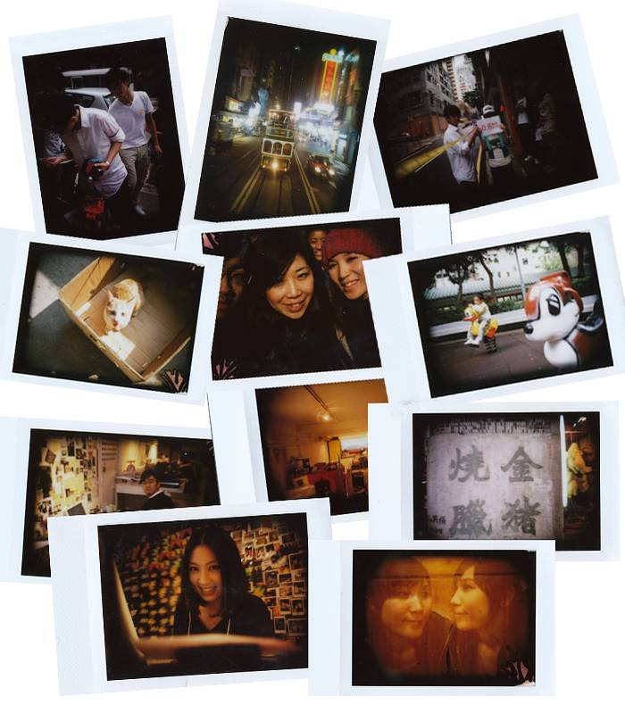 An Instant Preview: Lomo LC-A Instant Back+ Photos from Lomography Hong Kong!