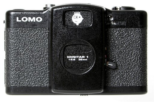 LOMO LC-A+ Review