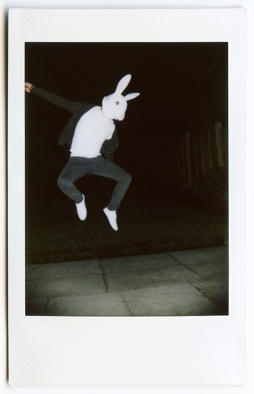 Self Portraits - Fun with Instax Mini!