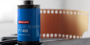 Introducing Color Negative F²/400 Film